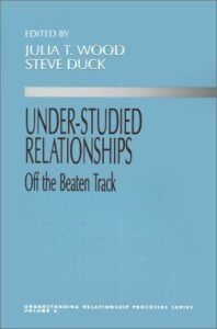 Book - Undersudied relationships