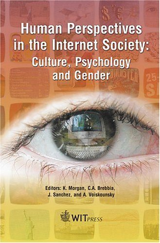 Human perspectives on the internet society