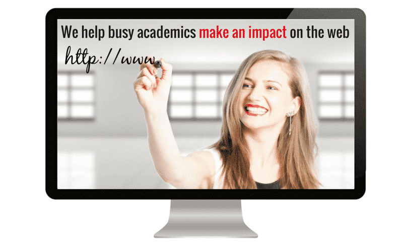 Impactengines.com: We help busy academics make an impact on the web