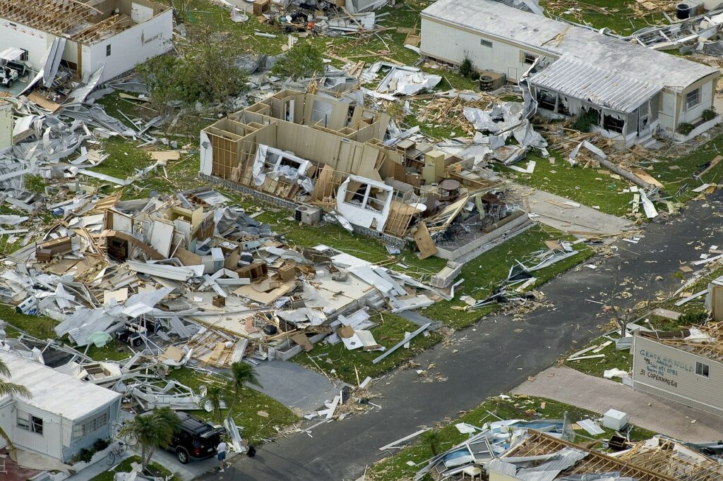 Community response to disaster