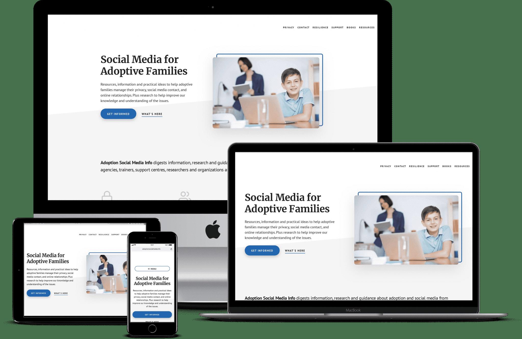Outreach Project Web Design
